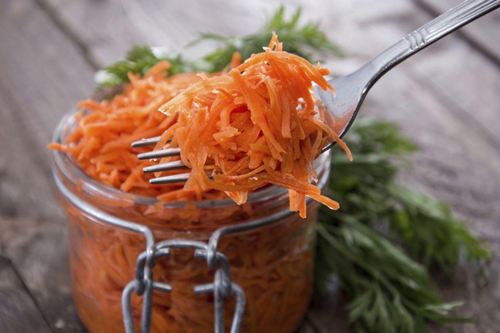 Faith Hill's Carrot Salad