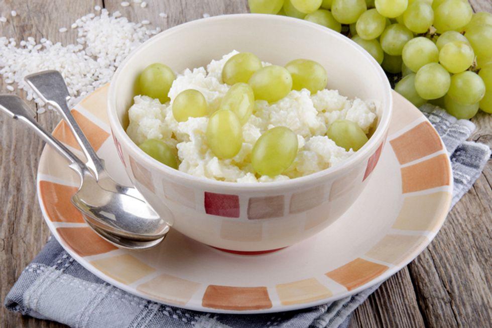 Mark Bittman's Grape and Ricotta Salad