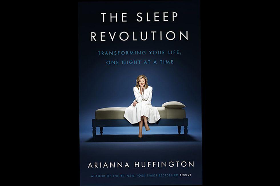 "Win a Copy of Arianna Huffington's ""The Sleep Revolution"""