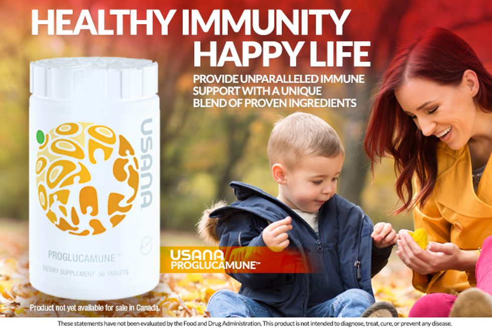Enter for a Chance to Win: USANA Proglucamune Sweepstakes