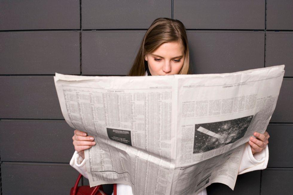5 New Ways to Use Newspaper