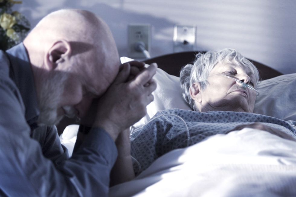 Poll: Have You Witnessed the Final Moments of Life?