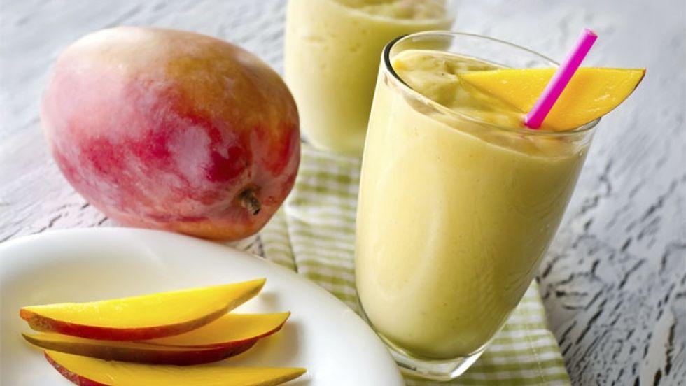 Mango and Ginger Smoothie