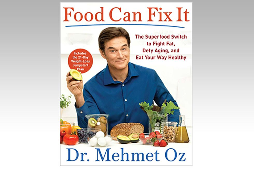 Enter The Dr. Oz Food Can Fix It Sweepstakes