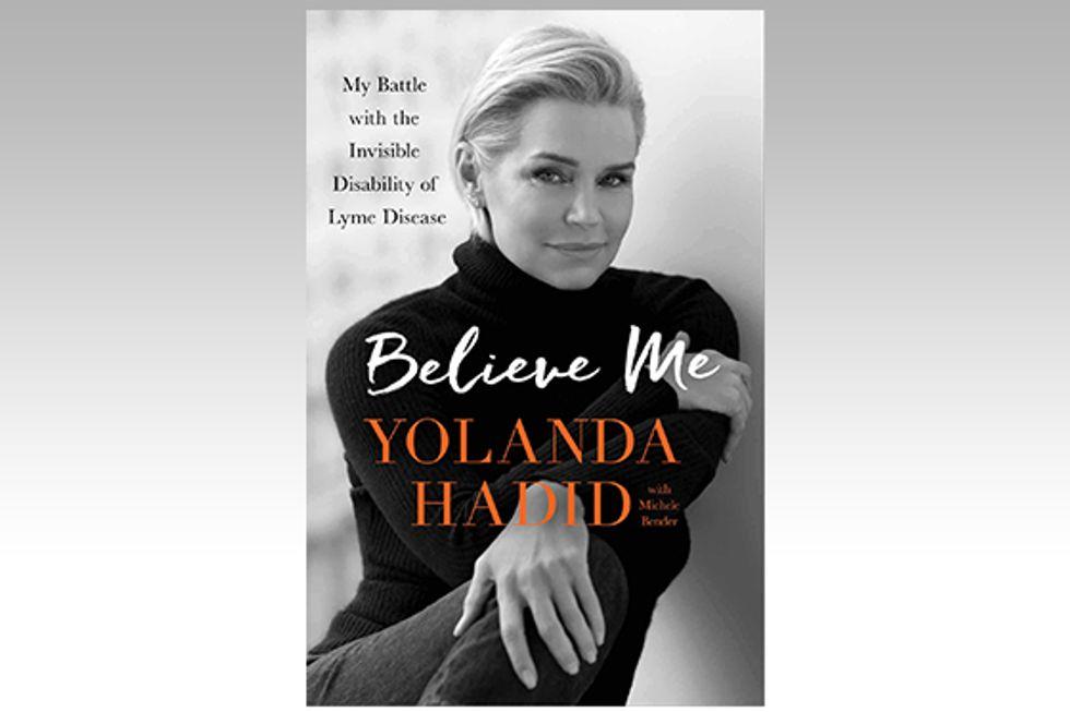 Yolanda Hadid Book