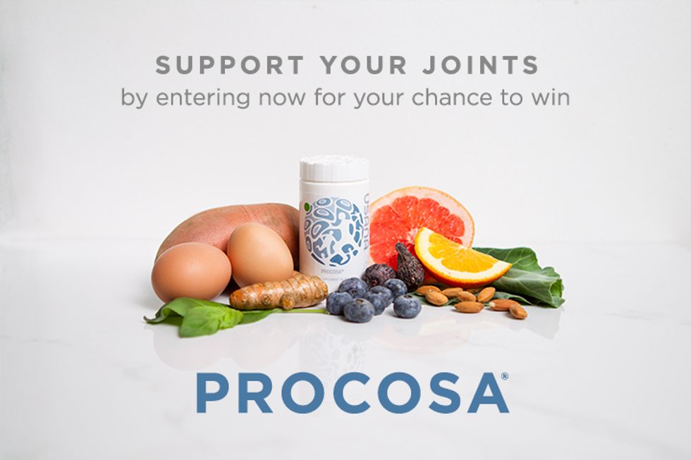 Enter for a Chance to Win: USANA Procosa®