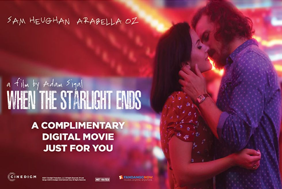 """Enter to Win: """"When the Starlight Ends"""" Giveaway"""