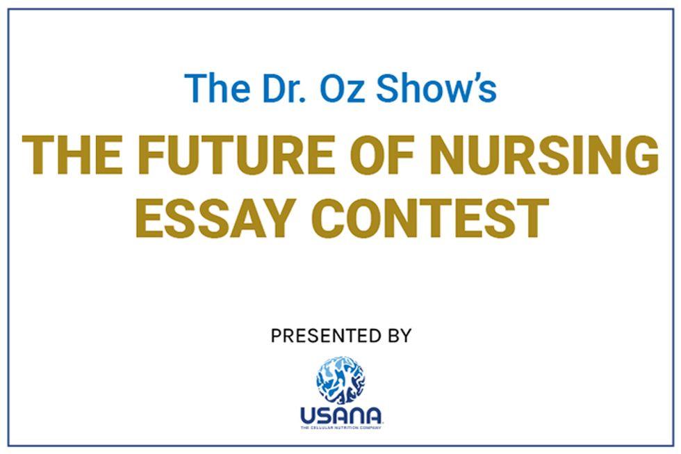 Nursing Students: Enter The Future of Nursing Essay Contest