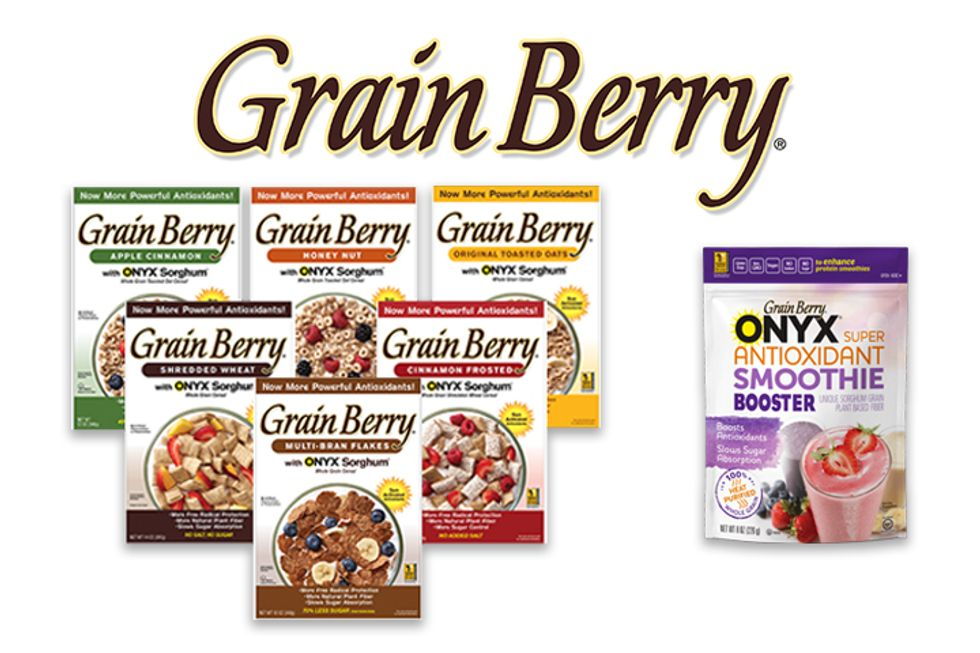 Enter to Win: Grain Berry Giveaway