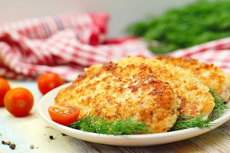 Crunchy Onyx Sorghum Chicken