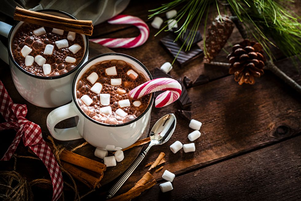 Jacques Torres' 'Wicked' Hot Chocolate