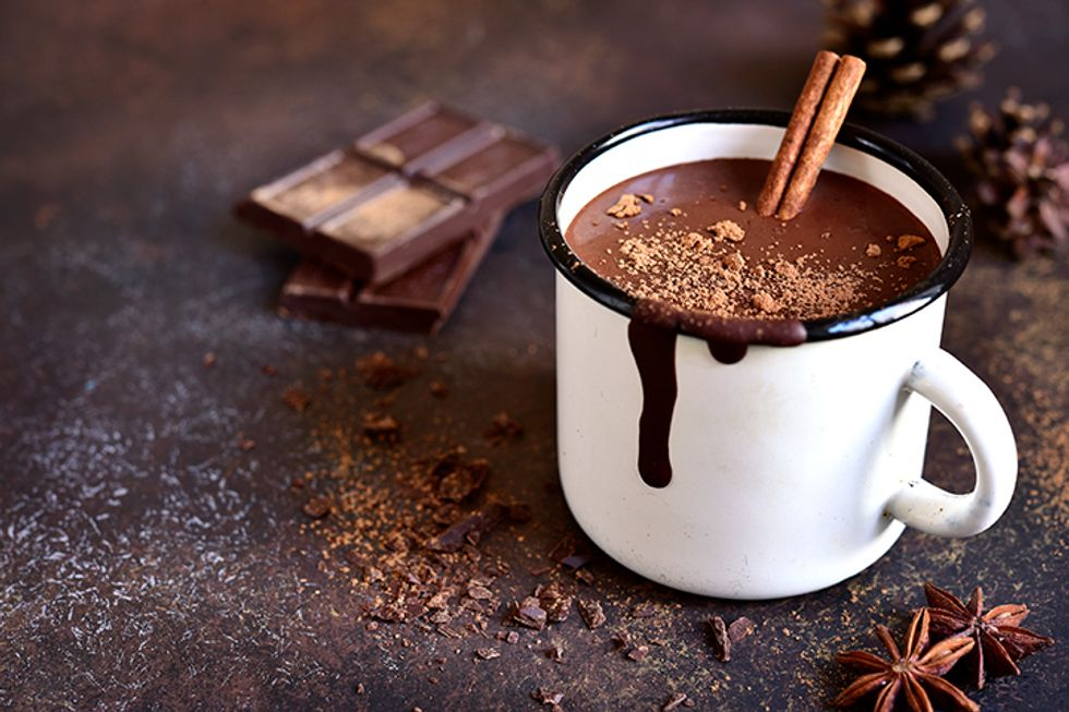 Jacques Torres' Hot Chocolate