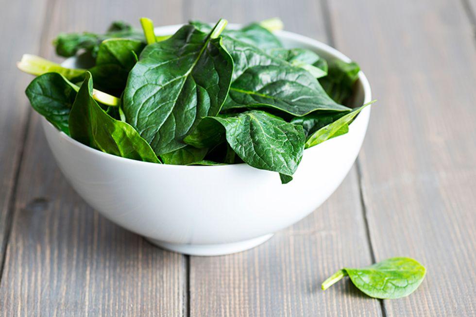 Bloat-Busting Chopped Salad