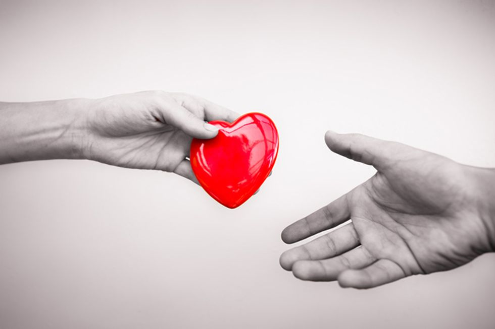 Here's Why You Should Become an Organ Donor