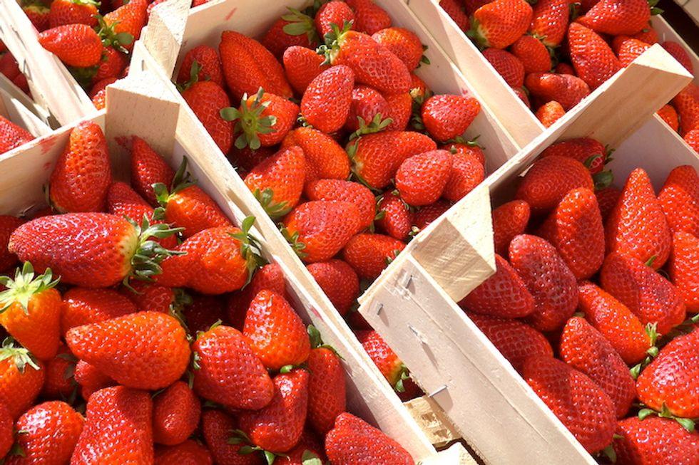 Spring Superfoods to Take Advantage of When It's Peak Season