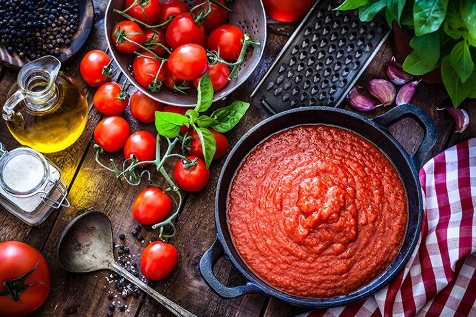 Carmine's Marinara Sauce