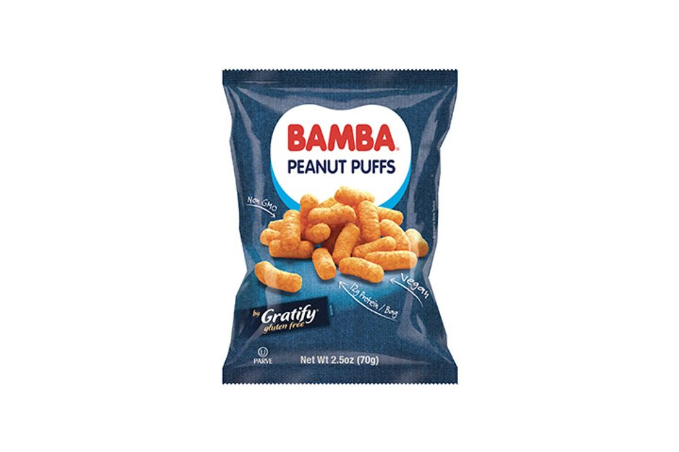Enter for a Chance to Win: Gratify Bamba Peanut Butter Puffs!