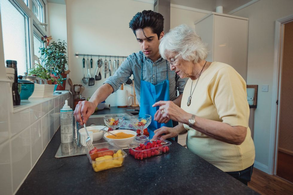 How to Care for Older Family Members Amidst the COVID-19 Scare
