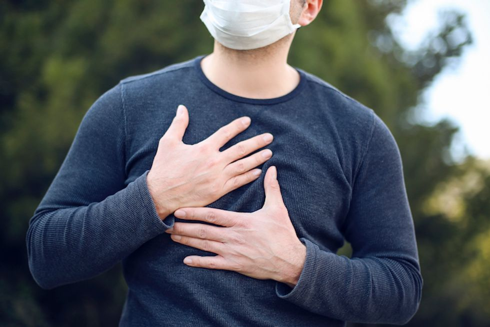 What Is Broken Heart Syndrome? Why COVID-19 Is Sparking Concerns