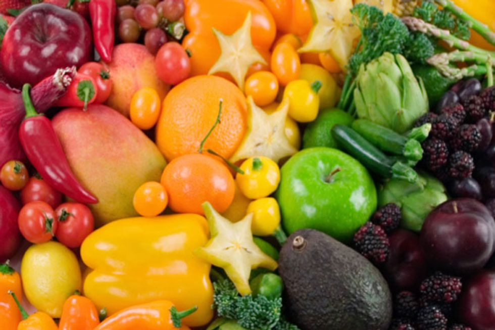 Colors That Prevent Cancer: Foods of the Rainbow