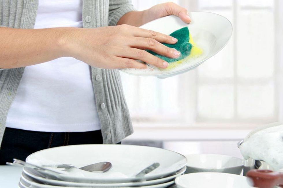 The 9 Germiest Places in Your Kitchen