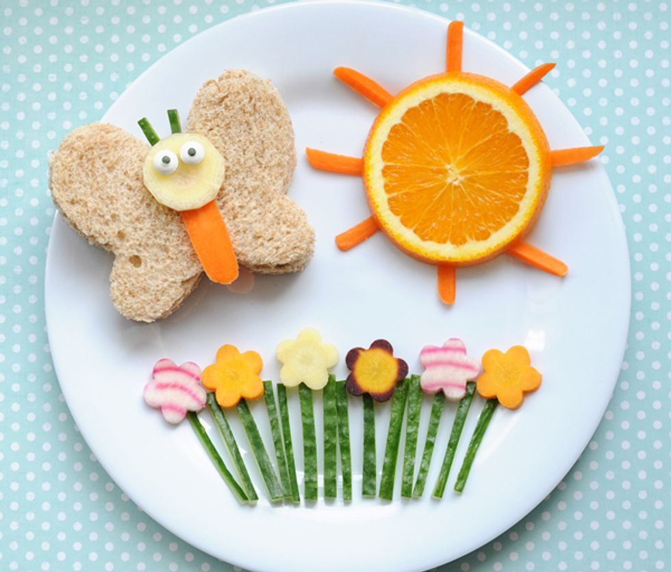 Cute Foods: Get Your Kids to Eat Healthier