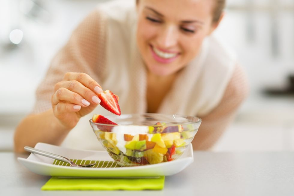 Hungry Girl's 4-Week Plan to Drop 10 Pounds