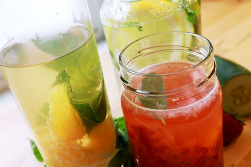Supercharged Infused Waters