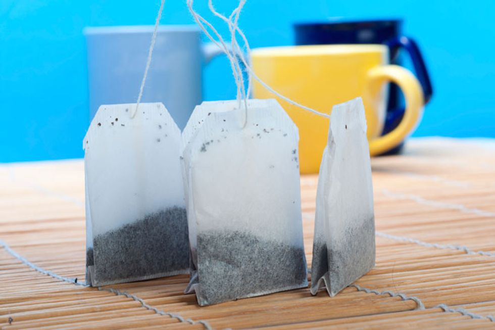 7 New Uses for Everyday Things: Tea Bags