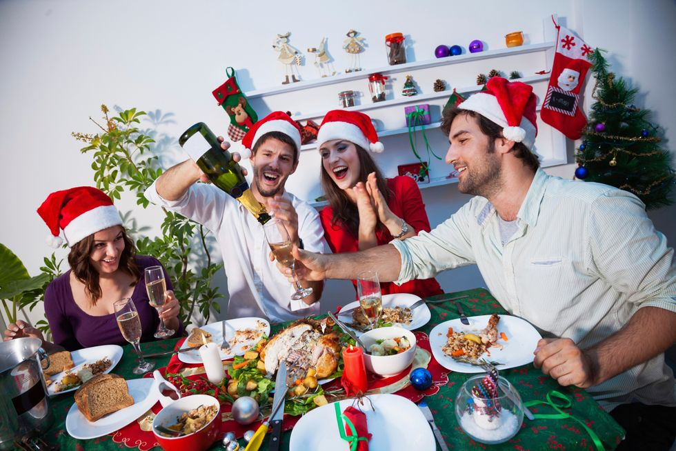 Repairing Your Liver's Holiday Damage