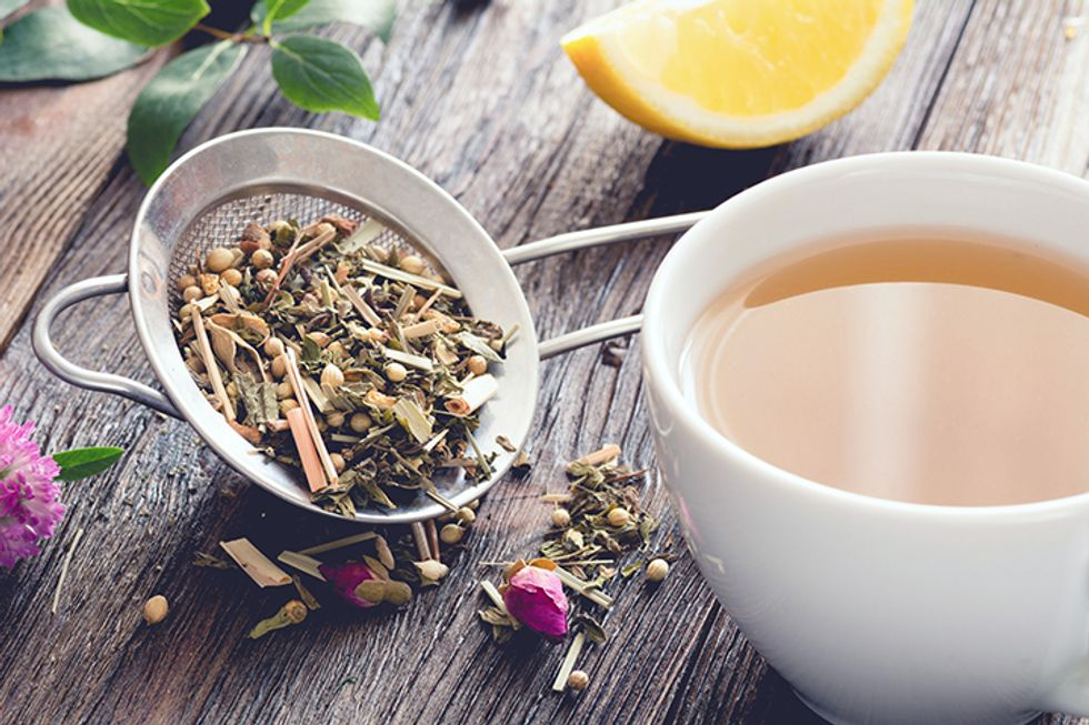 The 5-Day Teatox to Shrink Your Belly
