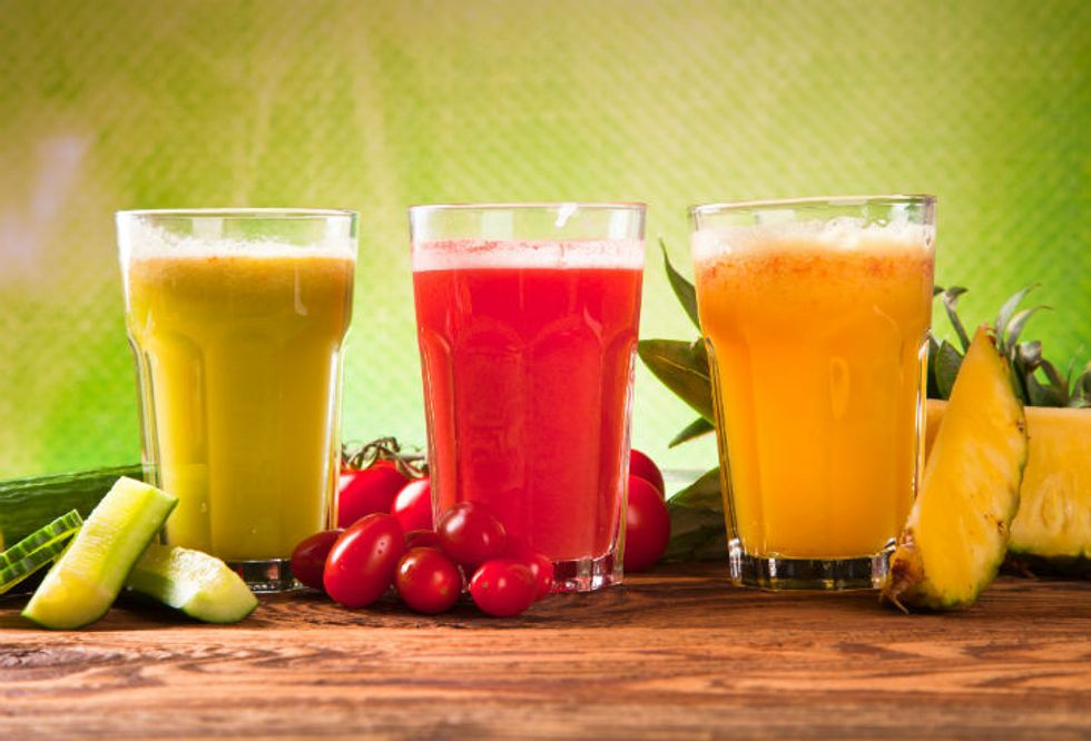 The 3-Day Juice Cleanse Plan Shopping List