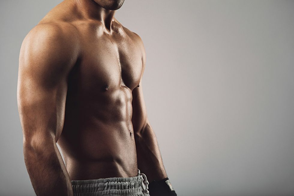 Jason Derulo's Belly Fat Regimen
