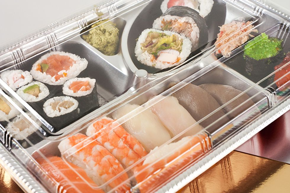 Your Guide to the Best Supermarket Sushi