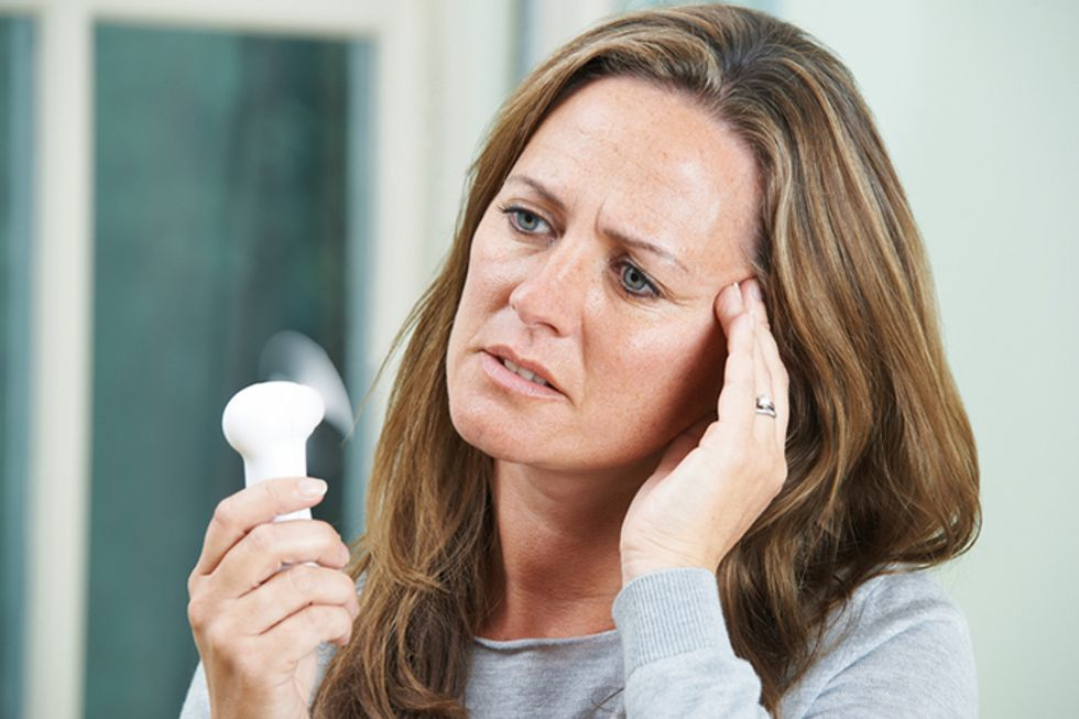 10 Natural Ways to Relieve Your Worst Menopause Symptoms
