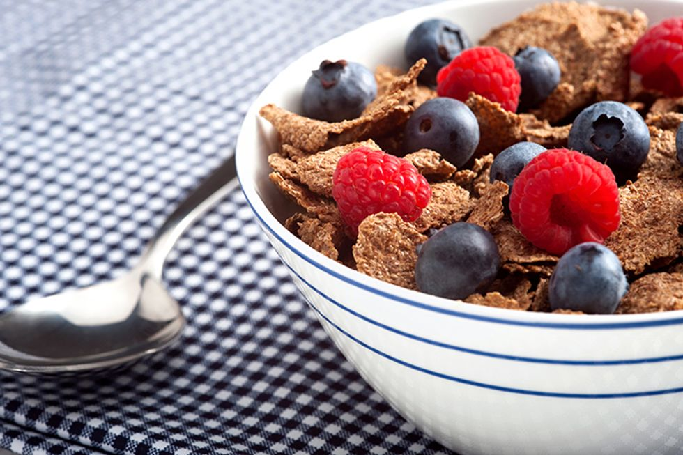 The Healthy Ingredient That Should Be in Your Whole-Grain Cereal