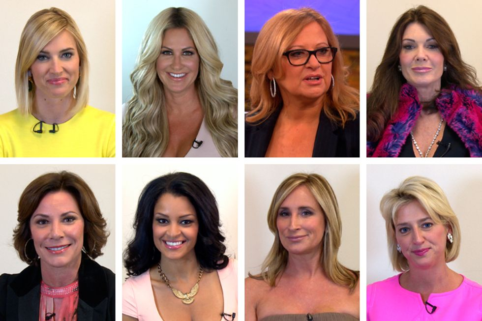 Which Real Housewife Are You? The Health Edition!