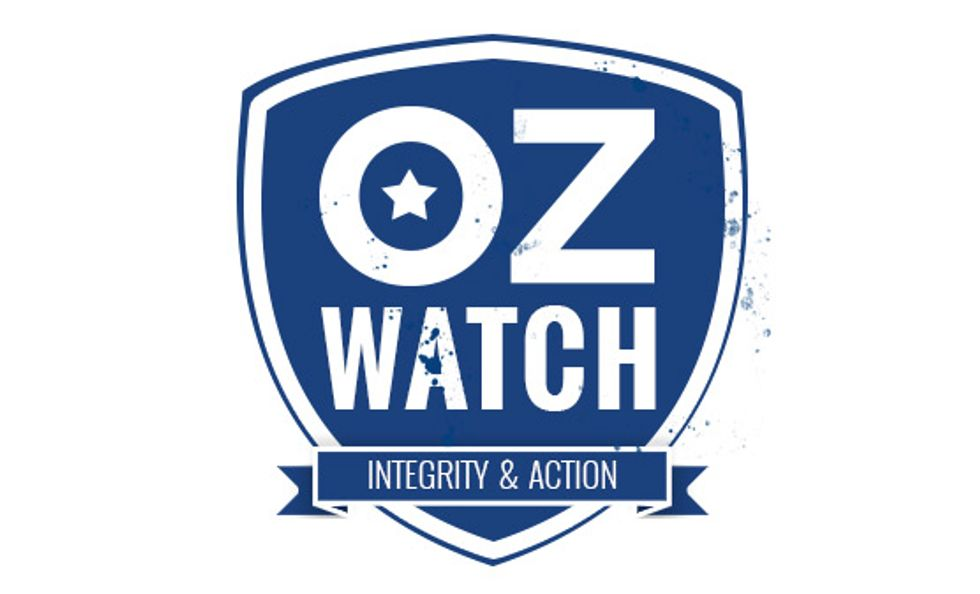 """""""The Dr. Oz Show"""" Launches """"IT'S NOT ME"""" Campaign to Inform and Warn Viewers About Rogue Marketers Engaging in Copyright Infringement And Illegal Use of The Dr. Oz Name"""