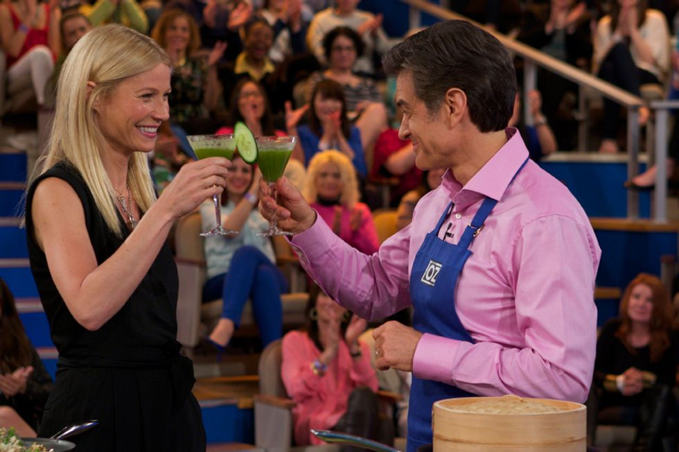 """""""The Dr. Oz Show"""" Kicks Off May With the """"Ultimate Detox Cleanse Week: Overhaul Your Body"""""""
