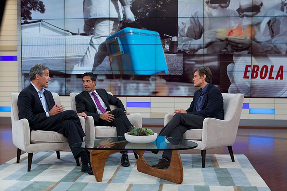 The Dr. Oz Show Is Bringing Healthy Back in Season Six Premiering Monday, September 8
