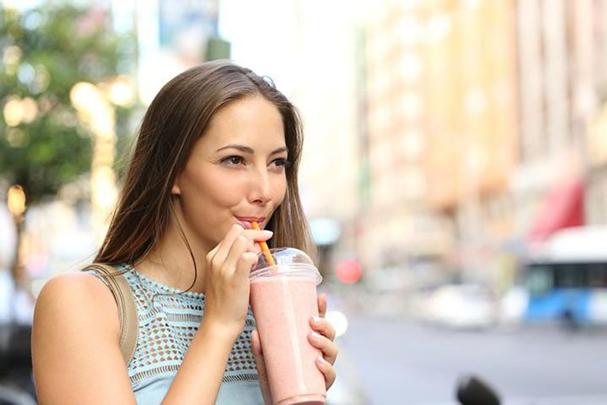 Quiz: Which Natural Energy Drink Is Right for You?
