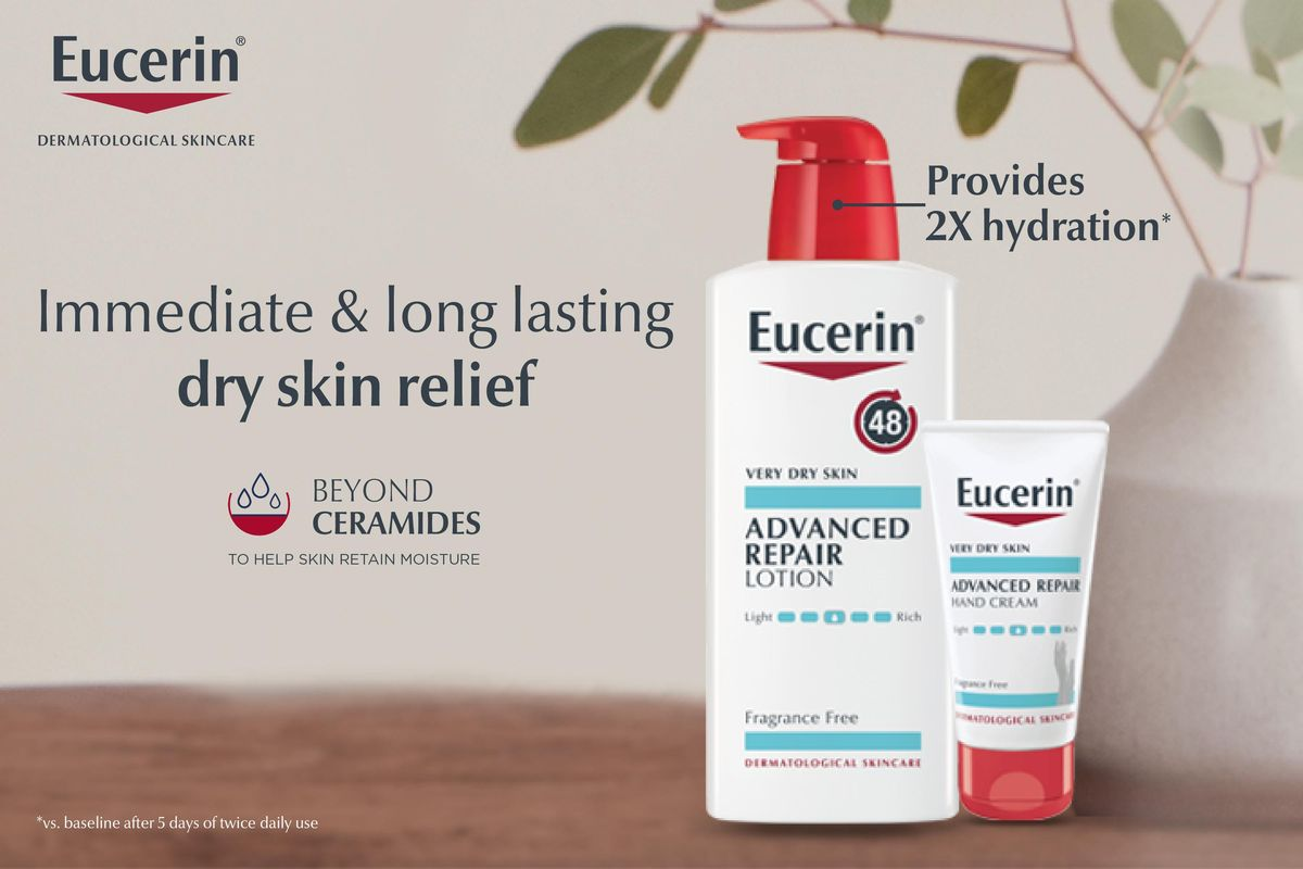 Eucerin® Advanced Repair November 2020 Giveaway Official Rules