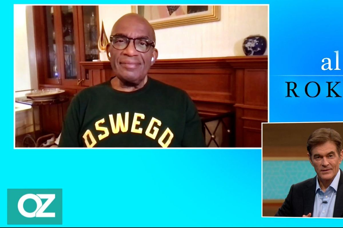 The Shocking Statistic That Made Al Roker Share His Cancer Diagnosis