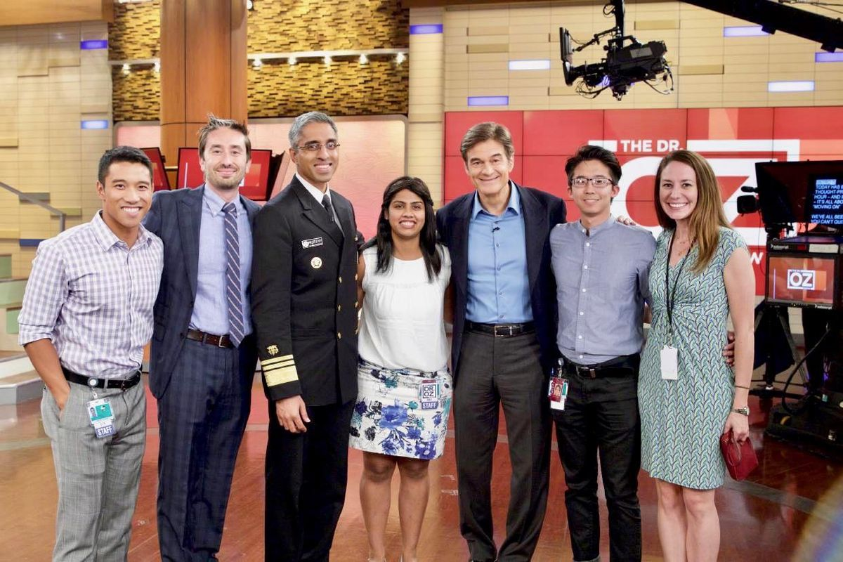 Job Openings for Medical Students at The Dr. Oz Show