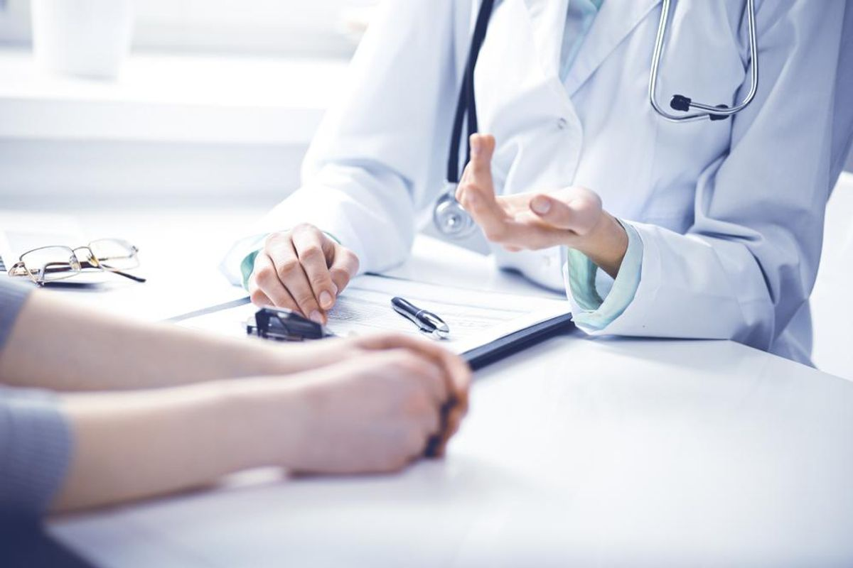 How to Make Sure Your Doctor Understands You: Use a Symptom Tracker