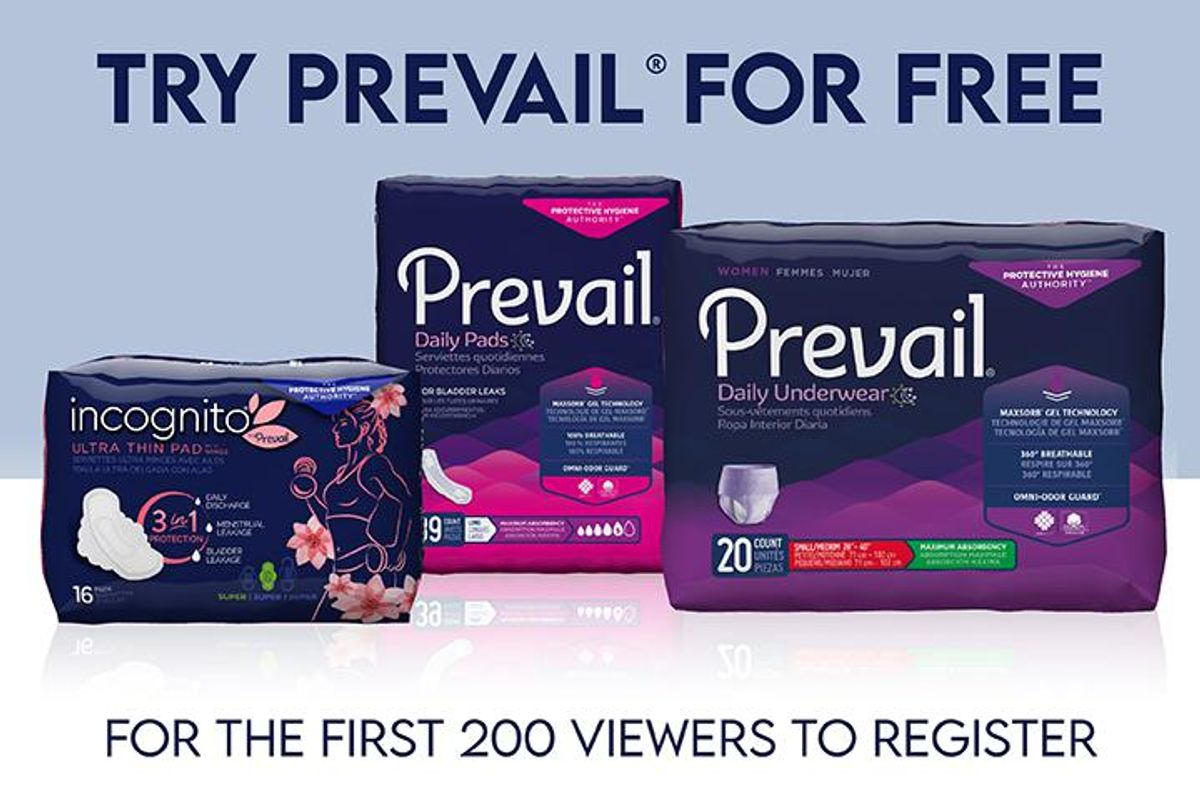 Prevail Giveaway