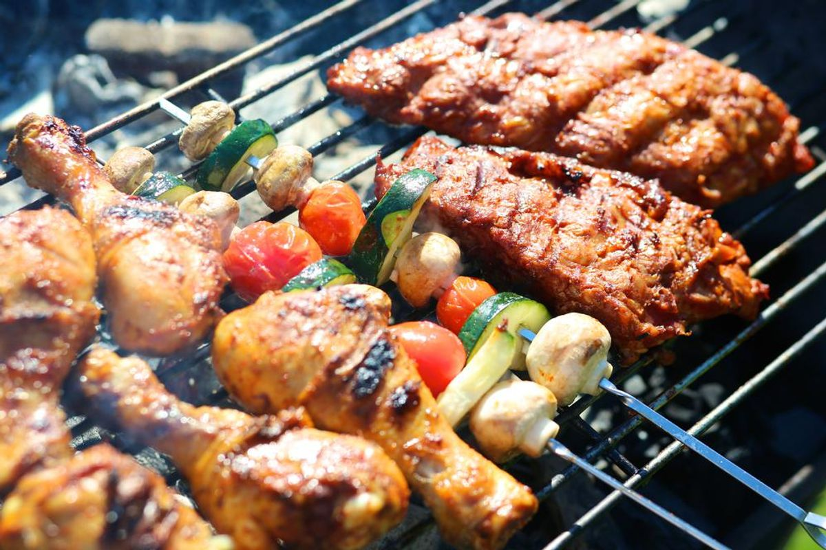 5 Healthy Grilling Tips for the Cleanest Food