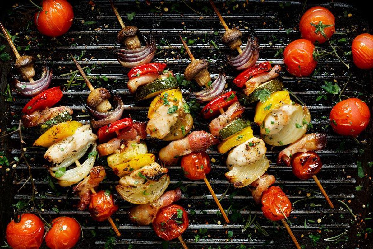5 Ways to Make Barbecuing Beautiful