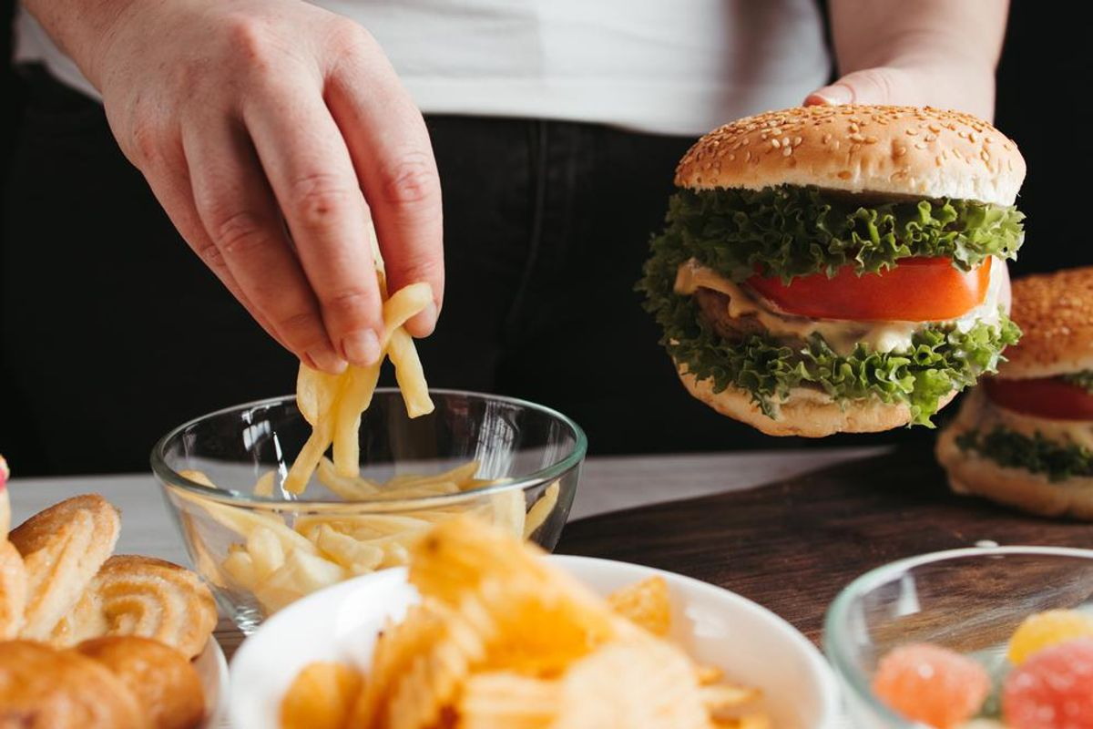 Overeating for Pleasure or Just Can't Get Full? This Hormone Could Be to Blame