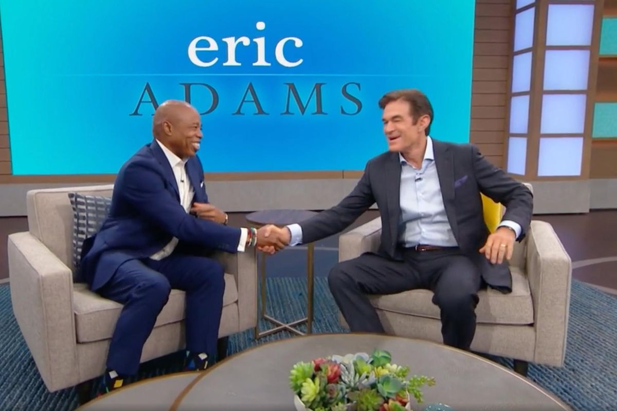 NYC Mayoral Candidate Eric Adams Reveals How His Life Changed After Diabetes Diagnosis